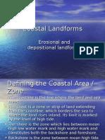Coastal Landforms