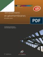 Terrassement Et Géomembrane