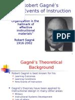 Robert Gagne PPT