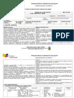 Formato Plan Anual 2 Egb - 2016 Ccnn