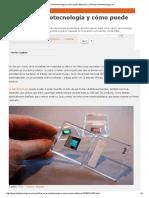Qué Es La Nanotecnología y Cómo Puede Utilizarse _ La Revista _ Infotechnology