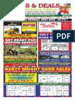Steals & Deals Southeastern Edition 10-13-16