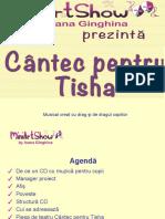 CD Cantec Pentru Tisha