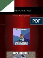 Merry Christmas Choir