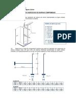 04_estruturas de Aço - Lista de Exercícios de Compressão