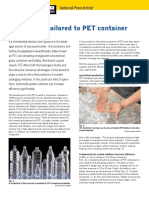 PET Container Production