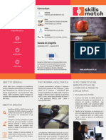 e-Skills Match Project Brochure (Italian version)