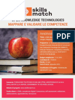 e-Skills Match Project Factsheet (Italian version)