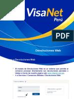 Devoluciones Web 2014