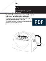 Kendall Scd Express Controller Operation Service Guide