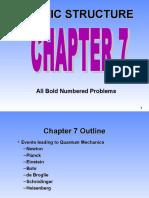 8 Ch7(Struktur Atom)