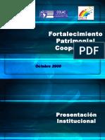 Acuerdo de Fortalecimiento Patrimonial Cooperativo