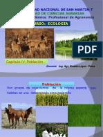 Ecología Población