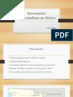 Unidad 5 Intervención Estadounidense en México - Juan José Marín