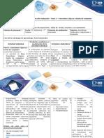Guía de actividades y rúbrica de evaluación – Paso 2 – Conectivos Lógicos y teoría de conjuntos (1).docx
