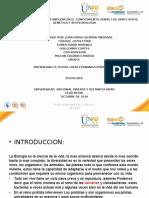 Ciclo de La Tarea 1 Biologia Colaborativa...