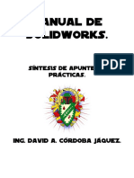 Manual de Solidworks