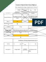 IRC, AASHTO Design of Geometrics.xlsx