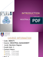 Introduction (Sept 2014 - Jan 2015)
