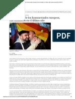 Casi La Mitad de Los Homosexuales Europeos, Discriminados en El Último Año _ Internacional _ EL MUNDO