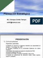Presentación Planeación Estratégica