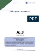 GPRS System Engineering