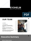 EvoHelm - Design Challenge in a Day