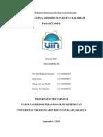 Laporan Praktikum Biofarmasetika Dan Farmakokinetika Kelompok 3D