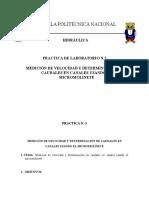Informe de Practica de Laboratorio N.-2