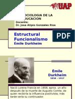 Durkheim Ideas Sociologia