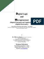 Digital Logic and Microprocesor Dr.P.rizwan Ahmed
