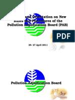 PAB Orientation - Region
