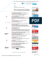 Bankers Adda – IBPS PO, SBI, RRB _ Current Affairs _ Reasoning Quiz _ English _ Quant _ GK Capsule_ Way 2015_ Daily Wordlist