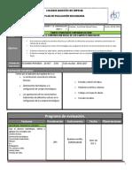 Plan y Prog de Evaluac 3o 2BLOQUE 16 17