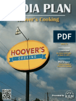 Hoover's Cooking Media Plan Part 1