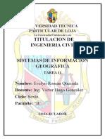 Tareanº11 Geodatabase Red Geometrica