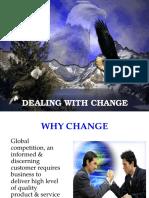 Change in Organisations