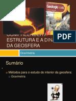 @Powerpoint (Tema 3) - Métodos Para o Estudo Do Interior Da Terra - Gravimetria