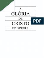 A glória de Cristo.pdf