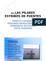 ATLAS PILARES ESTRIBOS DE PUENTES PILLARS BRIDGES