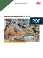 DSC Sistema de Barra Autoperforante DYWI Drill Sp 01