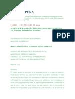 Ensayo Seguridad Social Pensiones.doc