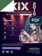 ALTA Creatividad en Anatomia 2016