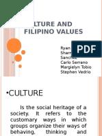 G1. Culture & Filipino Values