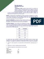 Modelo de Examen FINANZAS II