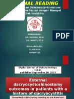 PPT dakriosistitis Jurnal