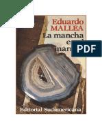 Mallea Eduardo - La Mancha en El Marmol