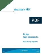 Amino Acid Analysis