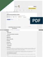 HTML Rincondelvago Com Elaboracion de Proyectos Sociales Htm