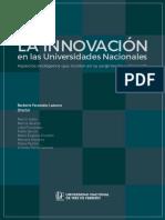 UNTREF - La Innovación en Las UN